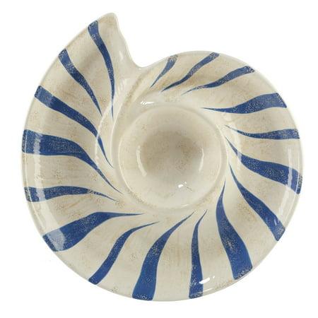 Seaside 3-D Shell Chip & Dip 14.5