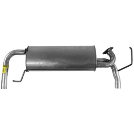 Walker 47824 Quiet-Flow Stainless Steel Muffler Assembly