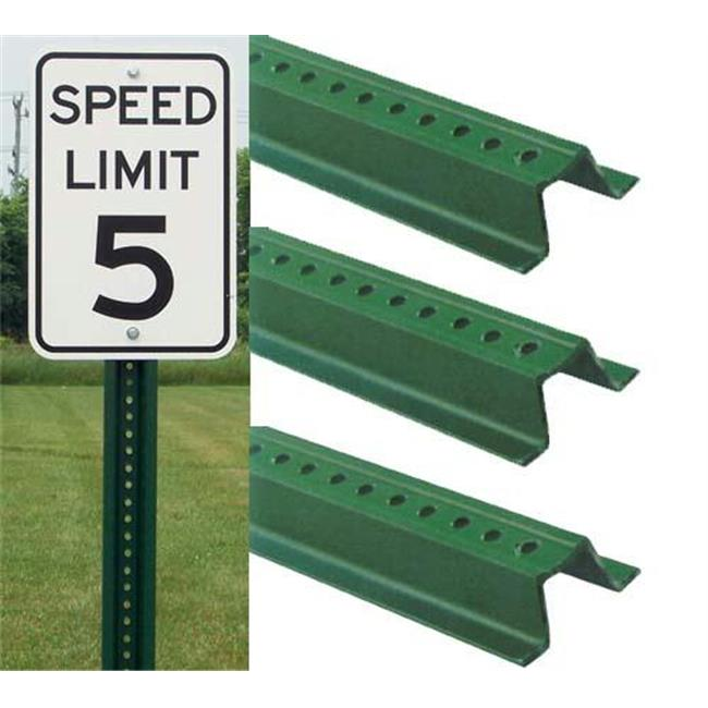 Olympia Sports SF443P U-Channel Post - 8 ft. Long