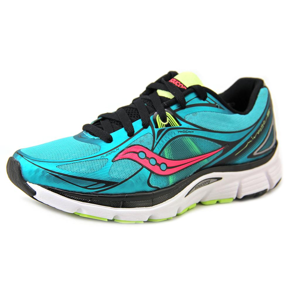 Saucony Mirage 5   Round Toe Synthetic  Running Shoe