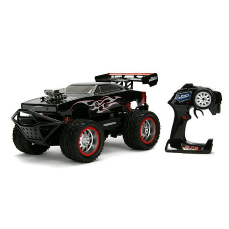 Jada Toys - Fast & Furious 1:12 R/C 1970 Dodge Charger, Offroad