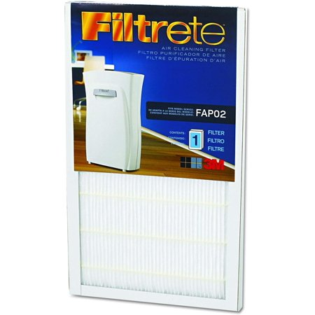 FAPF024 Air Cleaning Filter, 9  x 15  - -FAPF02, Better than HEPA at capturing airborne particles By Filtrete Product Description With  Ultra Air Purifiers and the FAPO2 (small) replacements filters, consumers can enjoy cleaner air anywhere.  air purifiers deliver powerful filtration in quiet, streamlined designs. The key to this delivery system is a combination of  filtering technology and advanced design brings air cleaners to a whole new level.  From the Manufacturer With (TM) Ultra Air Purifiers and the FAPO2 (small) replacements filters, consumers can enjoy cleaner air anywhere.  air purifiers deliver powerful filtration in quiet, streamlined designs. The key to this delivery system is a combination of  filtering technology and advanced design brings air cleaners to a whole new level.