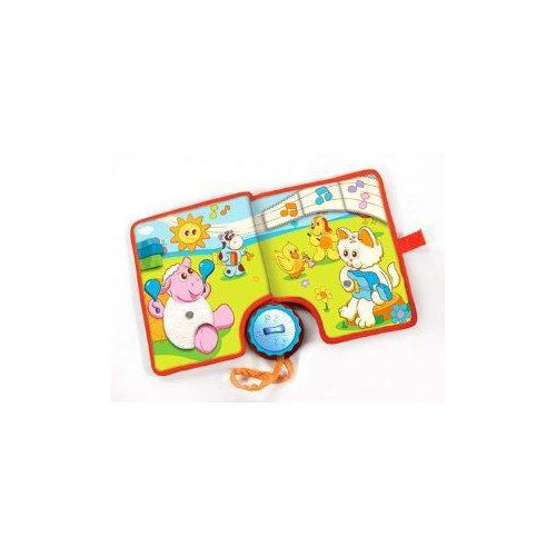 Tiny Love Animal Concert Touch and Discover Book