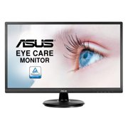 ASUS VA249HE 23.8? Full HD 1080p HDMI VGA Eye Care Monitor with 178 Wide Viewing Angle