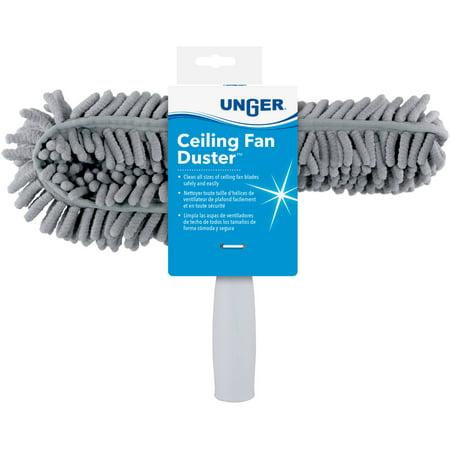 Unger Microfiber Ceiling Fan Duster Walmart Com