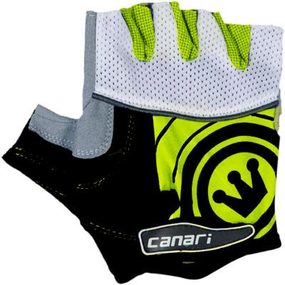 Canari Cyclewear 2014 Men's Evolution Short Fingered Cycling Gloves - 7033