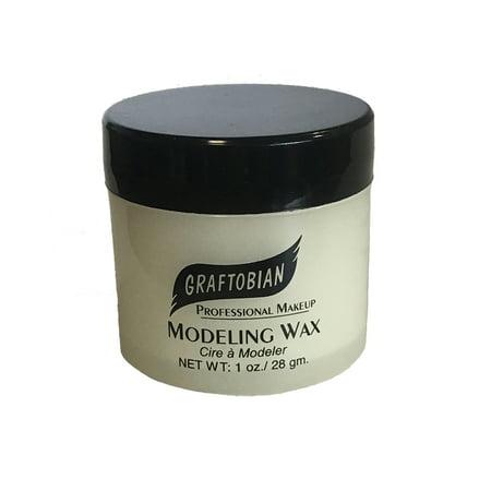 Graftobian Modeling Wax - Bone (1