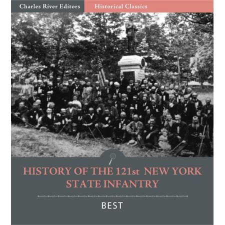 - History of the 121st New York State Infantry - eBook