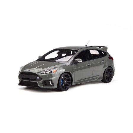 2017 Ford Focus Rs Stealth Gray Limited Edition To 999 Pieces Worldwide 1 18 Model Car By Otto Mobile