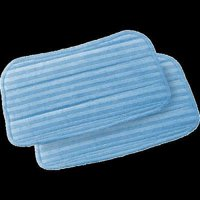 Steamfast Steam Mop Microfiber Replacement Pads (2-Pack)