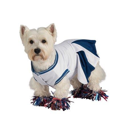 Pet Cheerleader Costume Rubies 885921