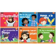 Newmark Learning NL-3323 I Believe In Myself Spanish, Pack of 6 Book