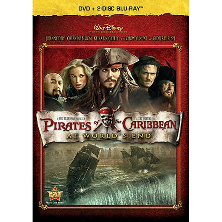 Pirates of the Caribbean: At World's End (DVD + 2-Disc