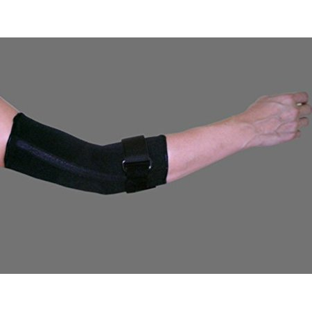 Spiral Stay Elbow Brace with Tennis Elbow Strap