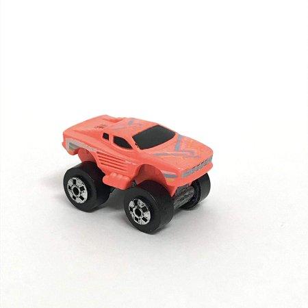 - DIE CAST CAR Micro Machines 1980 Vintage Ferrari Monster Tuck Road Champs Custom Ferrari Testarosa