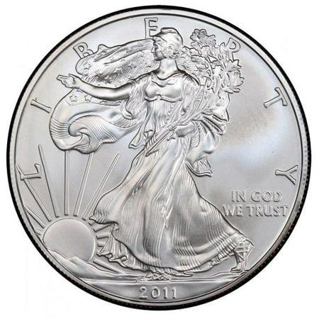 2011 American Silver Eagle 1 oz Silver Coin American Silver Eagle Proof Coin