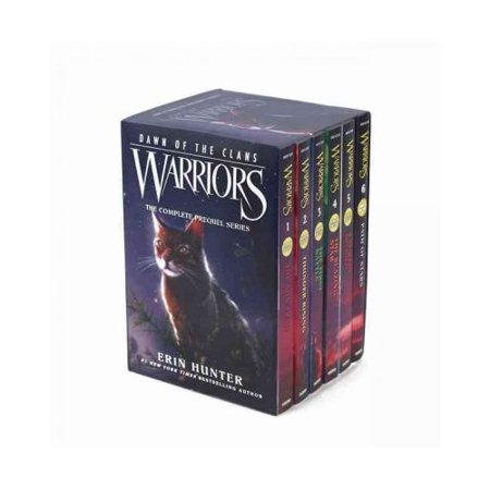 Warriors Dawn Of The Clans Box Set  The Sun Trail   Thunder Rising   The First Battle   The Blazing Star   A Forest Divided   Path Of Stars