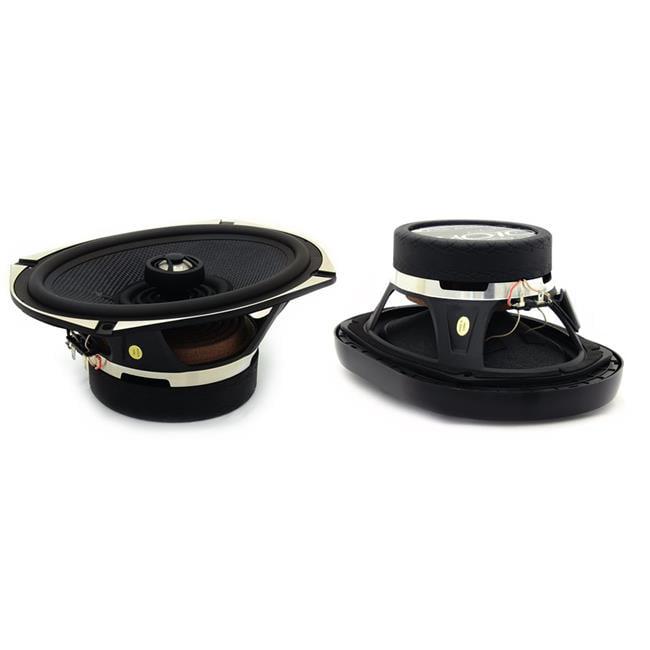 ARC Audio MOTO692 6 x 9 in. 180W 2 Way Motorcycle Coaxial Speakers
