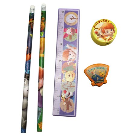 My Friends Tigger and Pooh Kids 5-Piece School Stationery Set](My Friends Tigger And Pooh Halloween)
