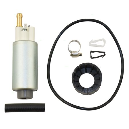 Electric Fuel Pump w/ Installation Kit Replacement for Ford Escort Tempo Mercury Topaz Tracer F5CZ 9350 BA E2065
