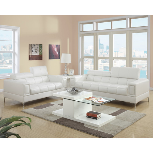 Orren Ellis Ankeny 2 Piece Living Room Set