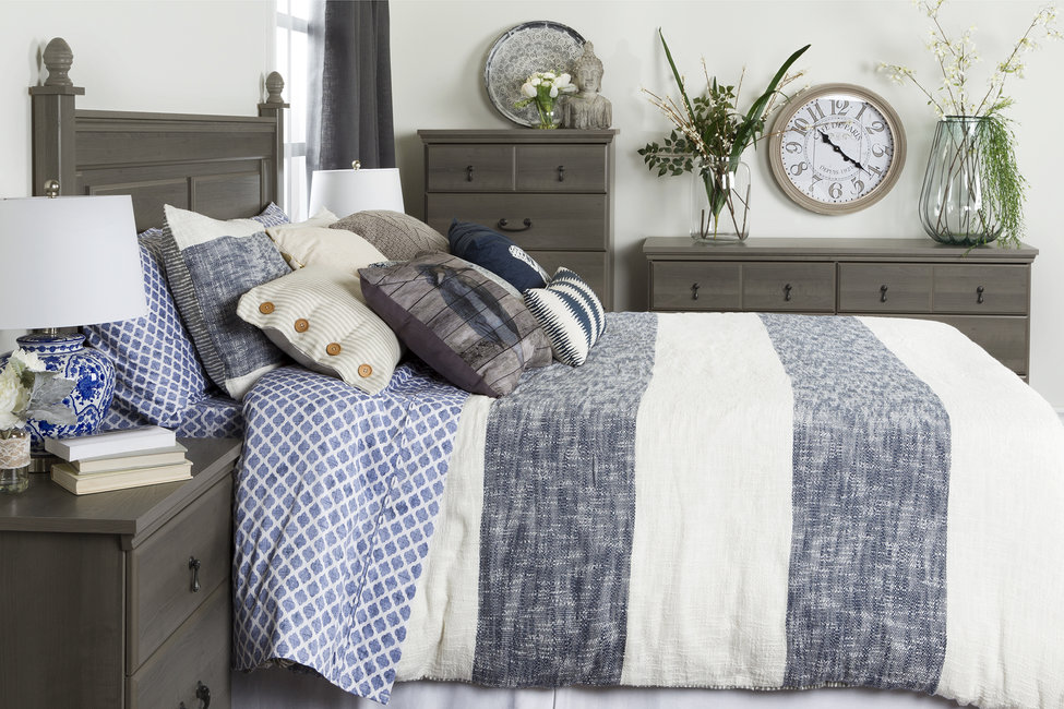 South shore noble bedroom furniture collection - South shore furniture bedroom sets ...