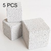 5 PCS Pet Square Volcanic Molar Stone Hamsters Rabbits Small Pets Teeth Grinding Stones Pets Training Tools, Medium, Size:5*5*5cm