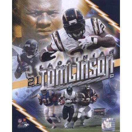 LaDainian Tomlinson - 2006 Portrait Plus Sports