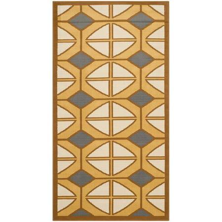 Image of Safavieh Hampton Tara Geometric Indoor/Outdoor Area Rug or Runner