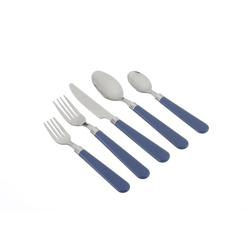 Cy Top Limited Ms 48pc Grey Flatware Set