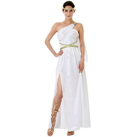 Boo! Inc. Grecian Goddess Halloween Costume for Women | Athena, Aphrodite Dress