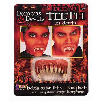 DEMONS & DEVILS - DEMON TEETH](Demon Teeth)