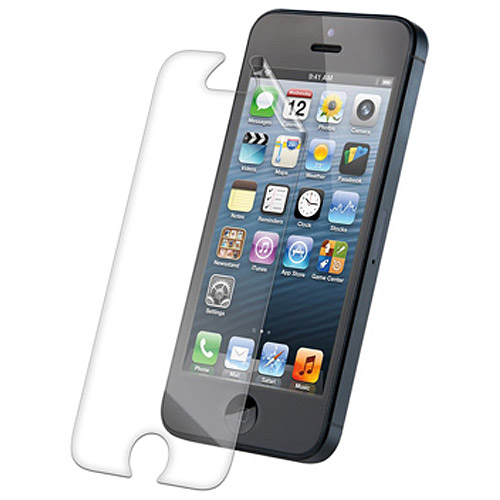 ZAGG invisibleSHIELD Apple iPhone 5 Screen Protector, Clear