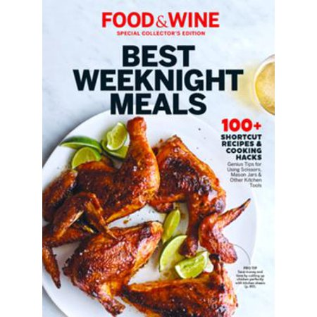 FOOD & WINE Best Weeknight Meals - eBook