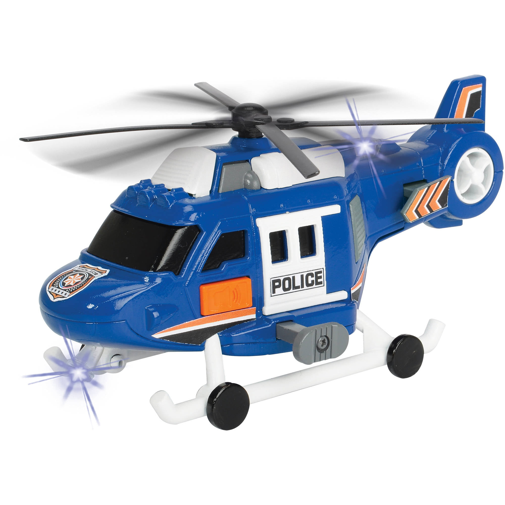Adventure Force First Responder with Chrome Helicopter by Generic