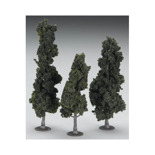 Woodland Scenics Ready Made Tree Value Conifer (Set of 24)