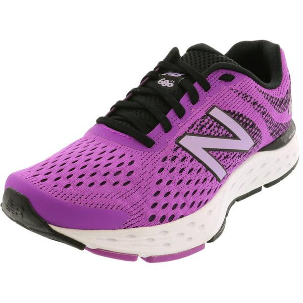 New Balance Women's W680 Lp6 Ankle-High Running - 8.5W
