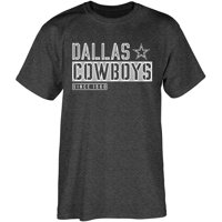 e25695def Product Image Dallas Cowboys Field General T-Shirt - Heathered Black