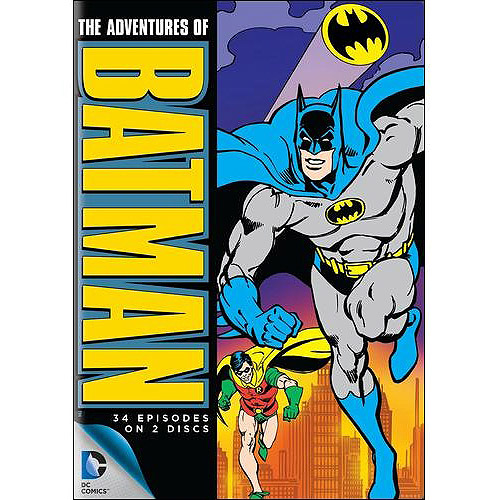 The Adventures Of Batman: The Complete Series (Full Frame)