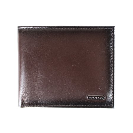 Nautica Men's Crunch Passcase Wallet with Removable Card Holder - image 1 of 1
