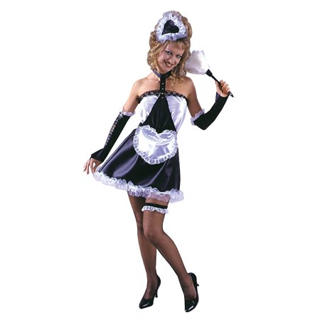 Maid to Order Adult Halloween Costume