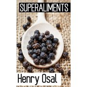 SUPERALIMENTS - eBook