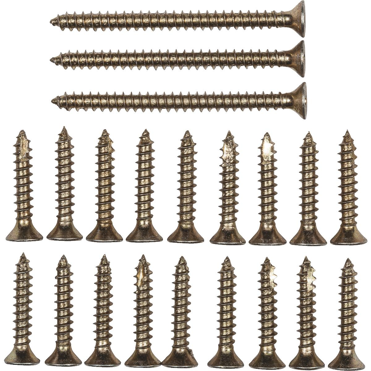 National Mfg N185-199 V521 3-1//2 Inch Commercial Brass Adjustable Full Mortise Spring Hinge