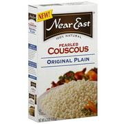 Near East Original Plain Couscous, 6.0 oz (Pack of 12)