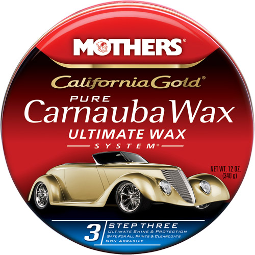 California Gold Pure Carauba Wax, Step 3 5550