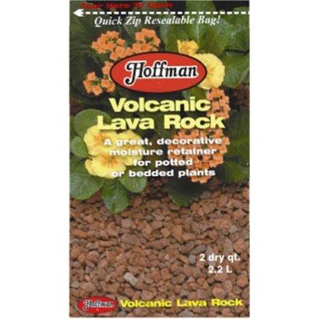 - Hoffman A H /Good Earth 14452 Volcanic Lava Rock, 2-Qt.