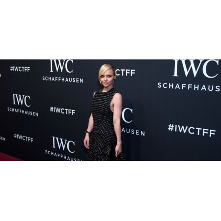Ny Halloween Events 2017 (Christina Ricci At Arrivals For Iwc Schaffhausen 5Th Annual For The Love Of Cinema Event At Tribeca Film Festival 2017 Spring Street Studios New York Ny April 20 2017 Photo)