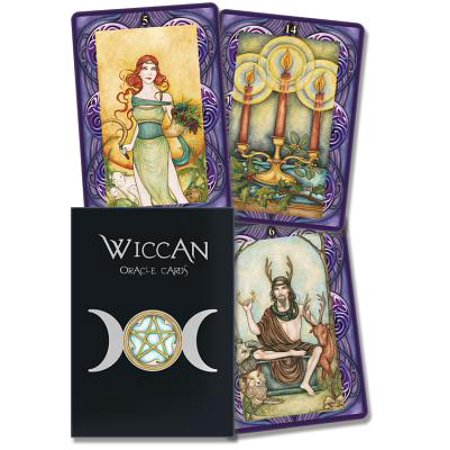 Wicca Oracle - Wicca Halloween