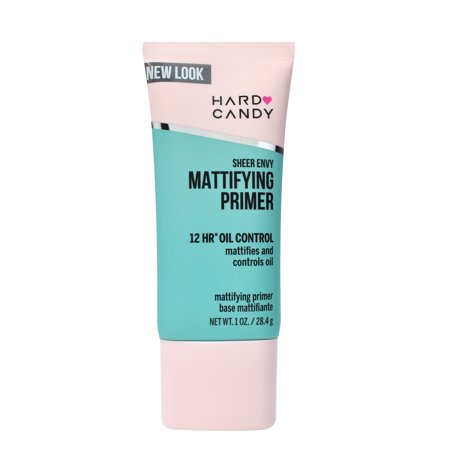Hard Candy Sheer Envy Mattifying Face Primer, 1420 Blue, 1 oz