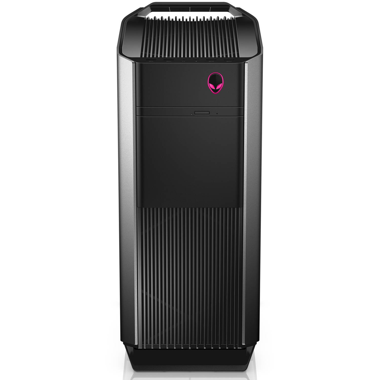 Alienware Aurora AUR5-2571SLV Desktop PC with Intel Core i5-6400 Processor, 8GB Memory, 1TB Hard Drive and Windows 10 Home (Monitor Not Included)